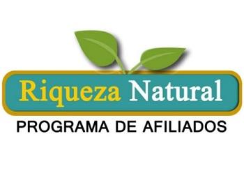 Programas de afiliados Riqueza Natural e Riqueza magazine