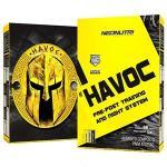 Suplemento Havoc Pré-Treino 66 Packs linha Havoc Neonutr
