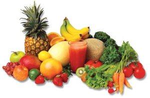 Alimentos naturais e crus são mais saudáveis