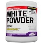 Suplementação pré treino White Powder Power Supplements