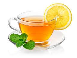 Chá de limão como propriedade nutritivas e medicinais