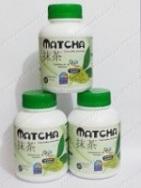 Suplemento de Vitaminas Matcha 60 Cápsulas 500g