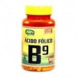 Suplemento de Vitamina B9 Ácido Fólico Unilife 60 Cápsulas