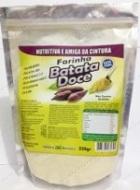 Suplemento Alimentar Farinha de Batata Doce 250g