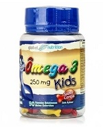 Suplemento Alimentar Ômega 3 para crianças
