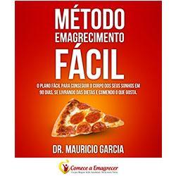 Método de emagrecimento fácil sem dietas do Dr Maurício Garcia