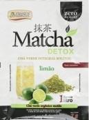 Comprar Chá verde Matcha Detox Limão com ingredientes naturais