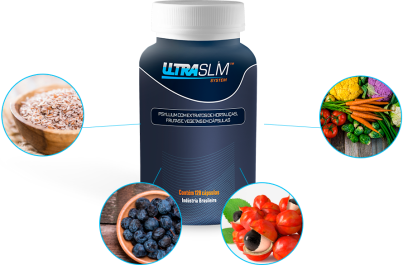 Suplemento para emagrecer Ultra Slim