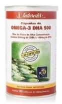 Suplemento Ômega 3 DHA 500