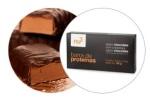 Barra de proteínas, chocolate com 2 unidades Nu3 Sports