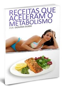 Guia Receitas para acelerar o metabolismo