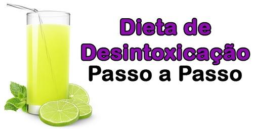 Dieta detox para emagrecimento