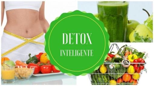 Programa Detox Inteligente com método para perder peso naturalmente e saudável